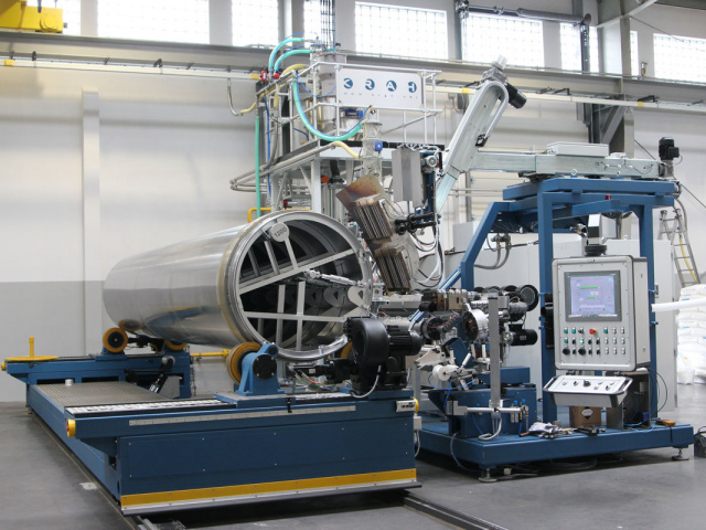 Krah - Machines - KR production line 5
