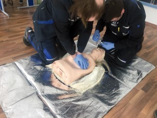 cardiac arrest training