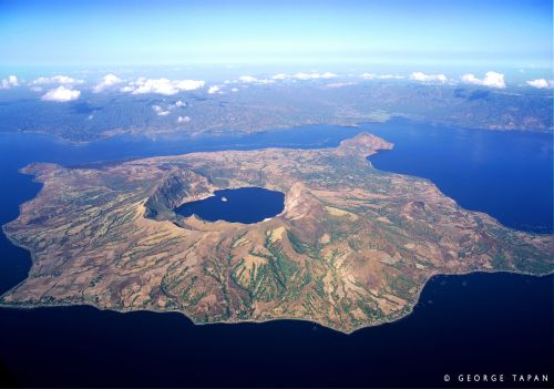Philippinen Taal Volcano cPhilippine Department of Tourism
